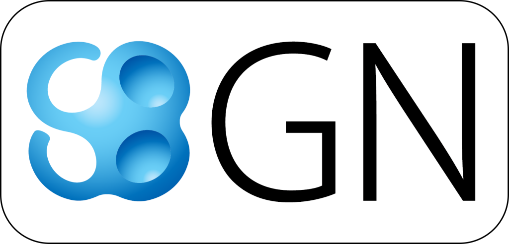 [The logo for the Systems Biology Graphical Notation project]